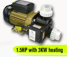 EH 150 1.5HP spa heating pump with 2kw heater,for hot tubs, pools & spa,Can replace one pump  with heating function