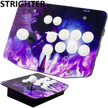 10 buttons arcade joystick King of fighters pc controller computer game Arcade Sticksss Joystick Consoles