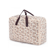 Quilt Storage Bags Travel Organizer Bag Fordable Clothes Bedding Storage Bag Home Wardrobe Storing Accessories Supplies Products(China)