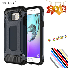 HATOLY For Cover Samsung Galaxy A3 2016 Case Silicone Rubber Phone Case For Galaxy A3 2016 Cover For Samsung A310F A3100 #<