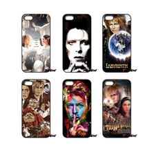 For Moto E E2 E3 G G2 G3 G4 G5 PLUS X2 Play Nokia 550 630 640 650 830 950 David Bowie Labyrinth Movie Poster Phone Case Cover(China)