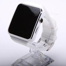 New X6 Bluetooth Waist Smart Watch With Camera SIM For HTC Samsung Android Phone Reminding Calls With Ring And Shake