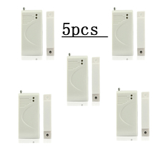 5PCS Wireless Door Sensor window sensor 433MHZ For Home Alarm System