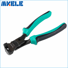 tools 7.5 inch double color and top cutting pliers pincer nail puller chrome vanadium steel naildrawers PM-934