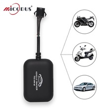 Mini Car GPS Tracker Moto Remote Control Oil U-blox 7 ACC Detection 6~30V GSM Track GPS Locator E Bike ET-01 Over Speed Alert