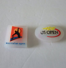 US Open/ australia open Tennis vibration dampener,tennis racket Vibration Damper Absorber(China)