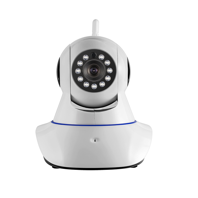 Wireless WiFi IR Cut IP Camera HD 1MP CMOS Security CCTV IP Camera Alarm PT,For wifi and GSM Camera video surveillance<br>