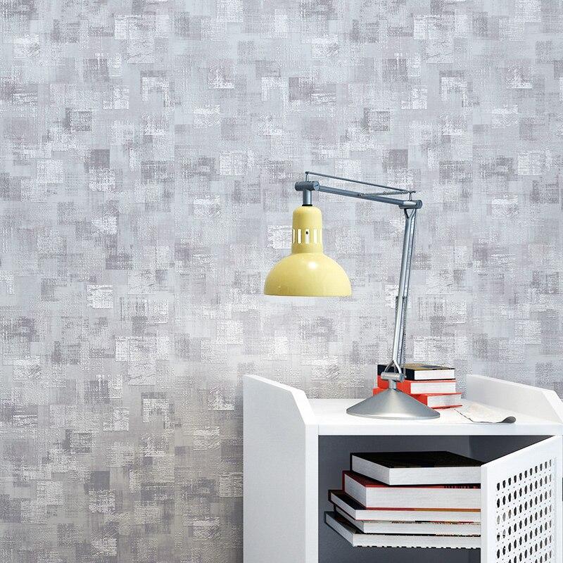 Modern Simple Living Room TV Background Wall Paper Home Decor Abstract Graffiti Lattice Non-woven Wallpaper Papel De Parede 3D<br>