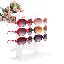 A108-1 New For 10X Eyeglasses Sunglasses Glasses Plastic Frame Display/Show Stand Holder size 30*13*32cm