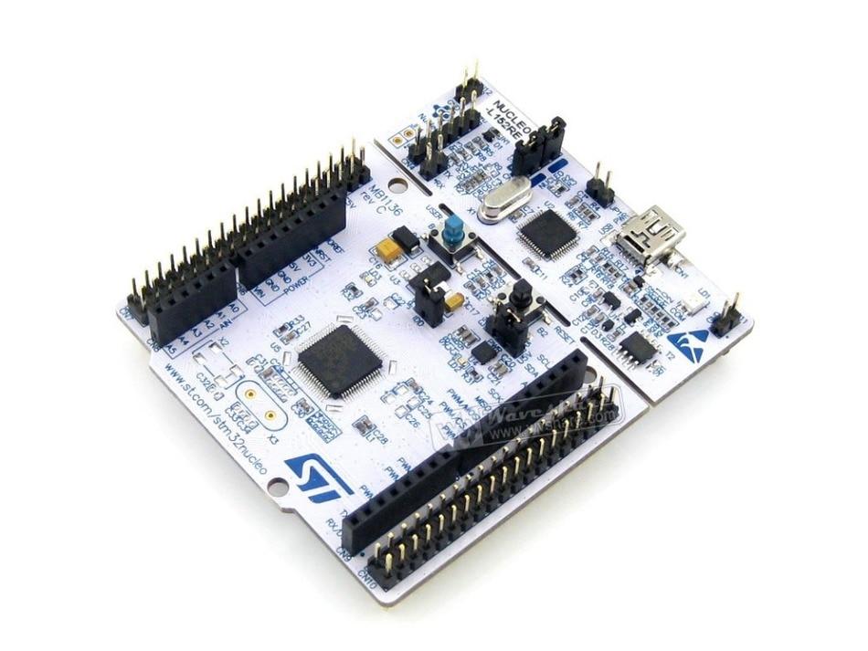 STM32 NUCLEO-L152RE STM32L1 STM32L152 STM32 Development Board Embedded ST-LINK Free shipping<br><br>Aliexpress
