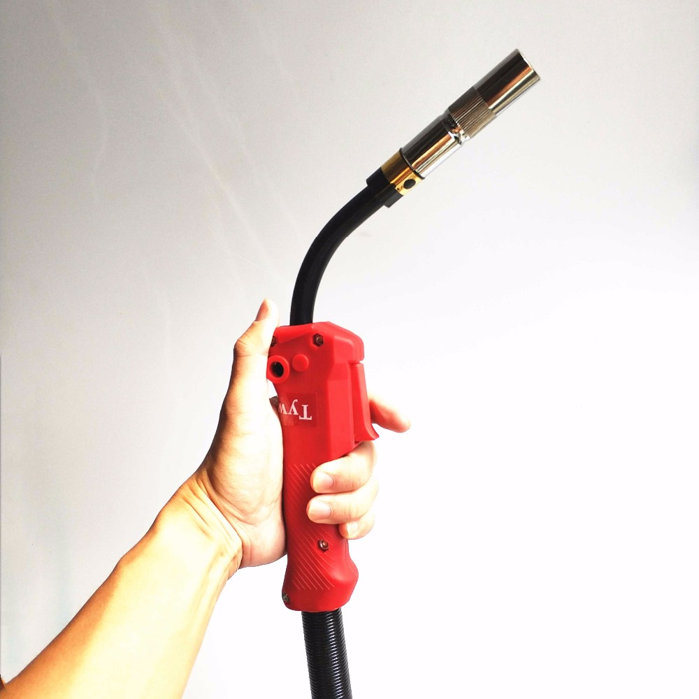 350A MIG Torch Panasonic Style 3meter Welding Gun Air-cooled for MIG/MAG Welding Machine<br>