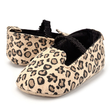 Fashion Baby Girls Shoes Summer Newborn Leopard Print Shoes Children's Footwear for Girls Toddlers Soft Sole First Walkers(China)