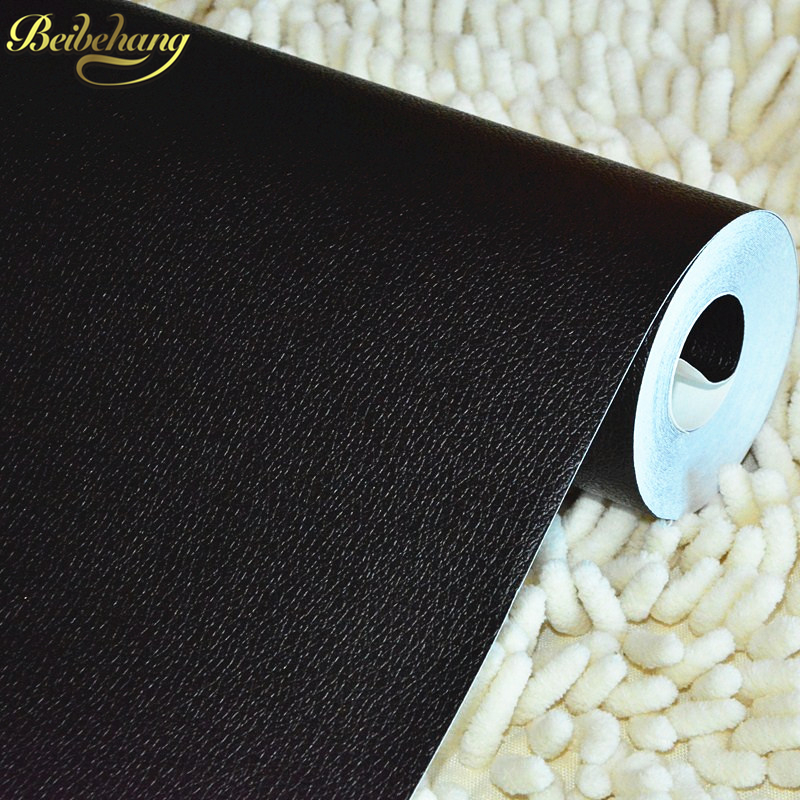 beibehang club bar waterproof leather pattern wallpaper background cinema Matte black silk wallpaper drawing lines pure shooting<br>