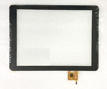 9.7inch for TeXet TM - 9757 TM - 9758 TM - 9767 tablet pc capacitive touch screen glass digitizer panel cable code PB97A8592-R2