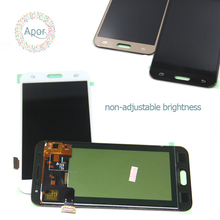 2015 J5 LCD For Samsung J5 LCD J500 J500F J500G J500Y J500M LCD Display With Touch Screen Digitizer Assembly(China)