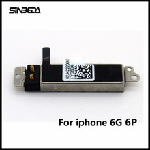 Sinbeda Top Quality Replacement Parts For iPhone 6 6G 6Plus Vibrator Vibration Motor Silent Flex Cable(China)