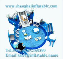 Shanghai factory Baby swimming pool amusement park playground