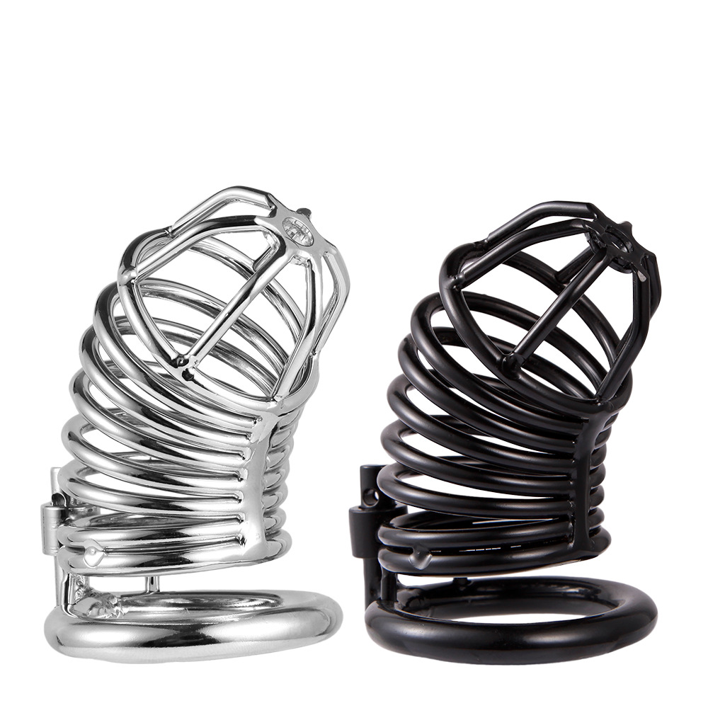 Metal Chastity Cage Cb6000/Cb6000s Breathable Cock Cage Male Chastity Device Penis Cage Cbt Toys Men Male Penis Bondage