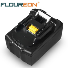 For Makita BL1830 18V 3000mAh Rechargeable Battery FLOUREON Lithium-ion Power Tools Batteries for Drill BL1840 BL1815 Li-Ion