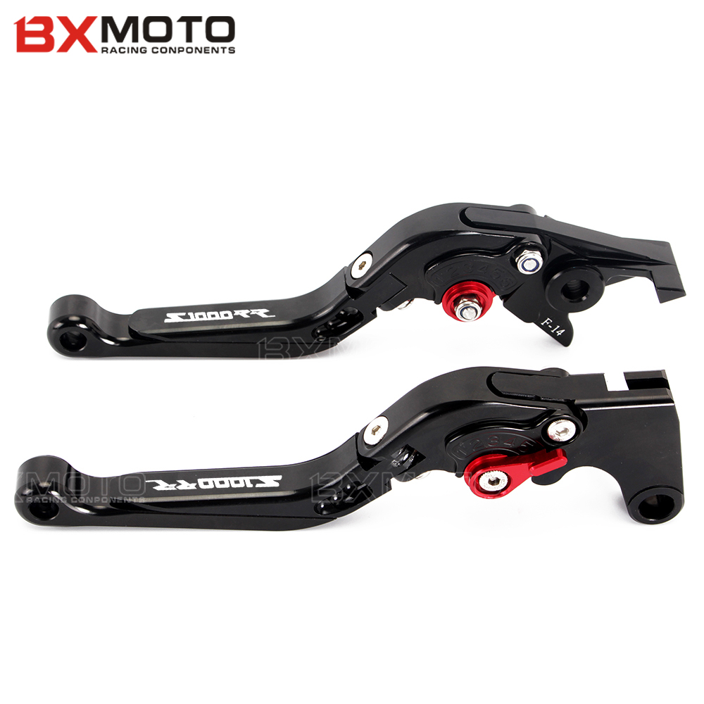 For BMW S1000RR S1000R S 1000RR S 1000 RR S1000 RR R 2015 2016 accessories Motorcycle adjustable Foldable brake clutch levers<br>