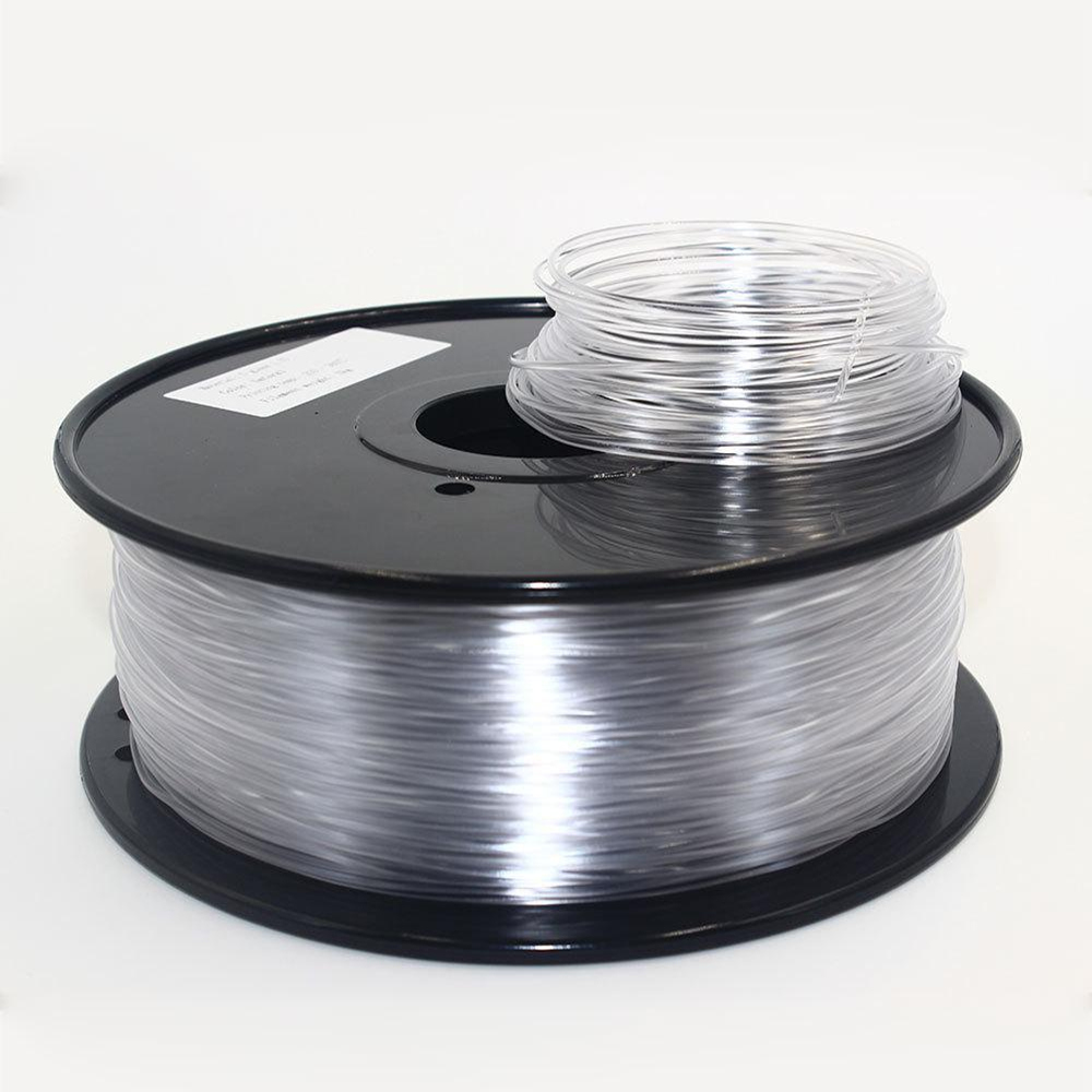 1china petg 1.75mm filament 3d Printing material 1kg petg higt quality transparent color 3d printer filament CE certification <br><br>Aliexpress