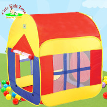Child gift promotion child toy tent kids game house baby play tent,Child gifts ZP2005(China)