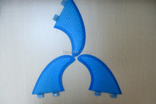 Hot sale fcs fiberglass surfboard fins honeycomb fcs surfboard fin fcs G5 fin set