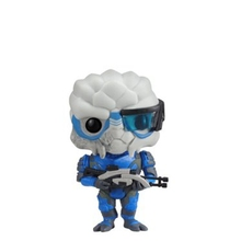 Mass Effect Garrus Action Figure Toys Doll For Baby KIDS Christmas GIFTS(China)
