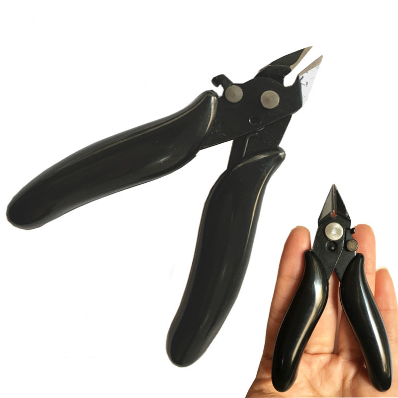 Mini Wire Cable Cutters Multitool Pliers With Lock Stripping Pliers Tool Portable Multi Hand Tool Electronic Cigarette Tool