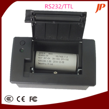 Free shipping mini thermal printer RS232/TTL panel printer