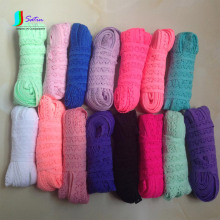 Pink/purple/blue/green Happy and Bright Color System Elastic Lace,8mm Underwear/cuff Sewing Decoration Material Lace S0206H