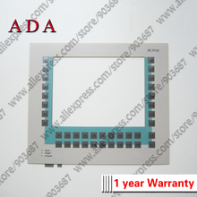 Membrane Keypad Switch for 6ES7646-0BC10-0AA0 6ES7646-0BC20-0AA0 PC FI10 Industrial Membrane Keyboard(China)