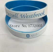 Free Shipping 50 pcs  Popular  Basketball Team  Wristband Silicone Promotion Gift Filled In Color Bracelet  Y-18