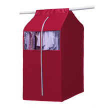 New Arrival Three Dimensional Dust Cover Clothes Protector Wardrobe Storage Bag Clothes Garment Suit Coat Dust Cover