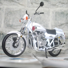 JOCITY Motorbike Model Toys 1/12 Scale Kawasaki 750 RS-P Diecast Metal Motorcycle Toy New In Box For Collection/Gift