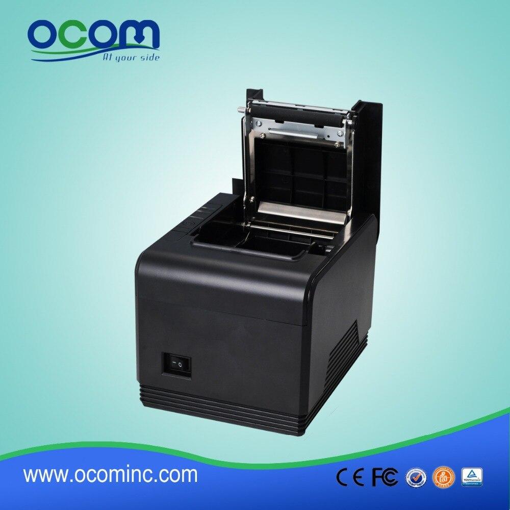 80MM LAN Port Thermal Receipt Printer with Auto-cutter OCPP-80L (LAN)<br><br>Aliexpress