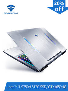Machenike Gaming Laptop Notebook Intel-Core-I7-9750h SSD/15.6'' 1650/8GB T90-TB1 Ram/512g