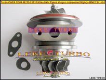 Turbo Cartridge CHRA TD04 49135-03310 49135-03130 Turbocharger For Mitsubishi Pajero 2 shogun intercooled Mighty Truck 4M40 2.8L(China)