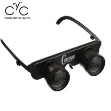 Portable Fishing Glasses Telescope Magnifier Binoculars Manification Zoom Fishing Glasses Eyewear