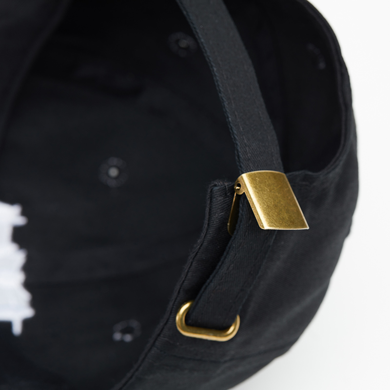 baseball-cap-black-four-men-adjustable