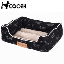 [COOBY]pet products for dog beds for large dogs puppy dog bed mat for animals cat house petshop cat supplies sofa bedding py0106(China)