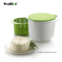 WALFOS Microwave Cheese Maker Contains Recipes Plastic Healthy For Making Cheese Home Cooking Kitchen Dessert Pastry Pie Tool