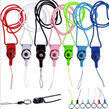 Cell Phone Mobile Neck Chain Straps Camera Straps Key Keychain Charm DIY Hang Rope Lariat Lanyard MP5 4 3 U flash disk 1pcs(China)