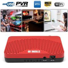 Set Top Box HD DVB S2 Mini Digital Video Broadcasting Receiver with MPEG-4 H.264 full Multimedia Player  High Definition