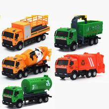 1:43 Diecast Cars Alloy City  1/43 Vehicles Toy Truck Metal Model Car Dinky Toys For Children Brinquedos