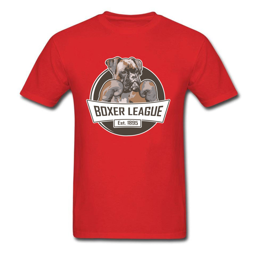 Boxer League_red