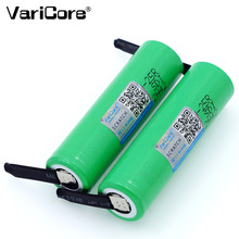 Varicore original 18650 2500mAh Battery INR1865025R 3.6 V Discharge 20A Dedicated Battery Power for Samsung+ DIY Nickel(China)