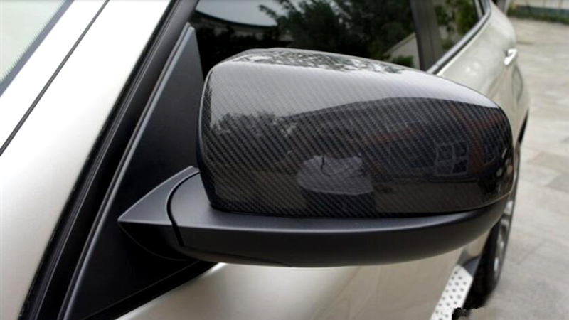 Carbon Fiber Mirror Rearview Cover For BMW X5 E70 2008-2013<br><br>Aliexpress