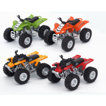 Cool Plush Back Alloy Beach Motorcycle Vehicles Diecast Cars Metal Model Car Toys Motorcycle Brinquedos Model for Boys Children
