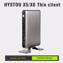 New contex A9 Eight-core 1.2Ghz Thin Client X6 With RDP 8.0 All winner A9 dual-core 1.5 Ghz X5 Mini PC Zero Client Linux os